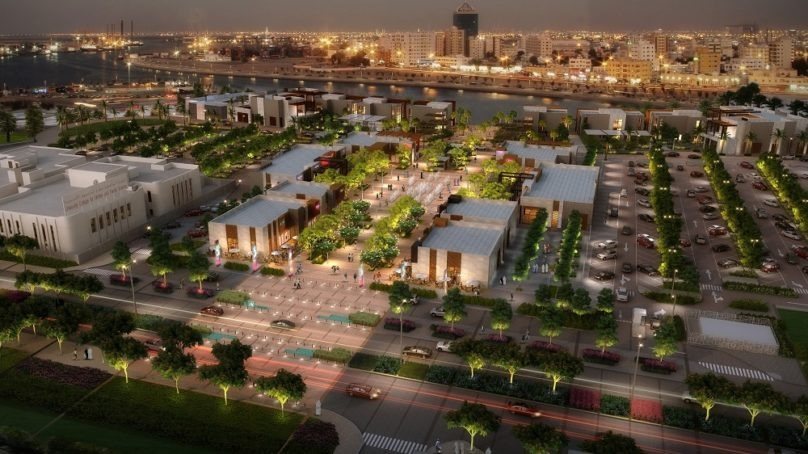 HN exclusive: USD 100 million Marsa Ajman is underway