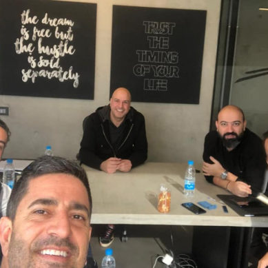Lebanese Venture Group to develop an F&B hub in Damascus