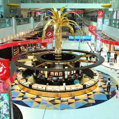 Dubai and Qatar duty frees lead ME's travel markets
