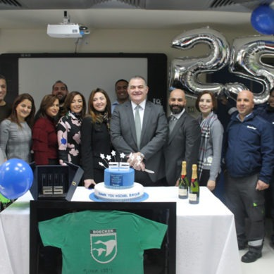 Boecker® celebrates 25 years