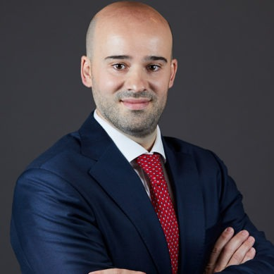 Jerome Briet is Marriott's new  Chief Development Officer for the Middle East and Africa