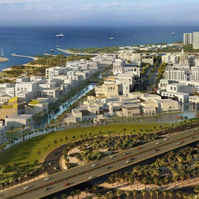 Maryam Island, a mixed-use hospitality and residential project, coming to Sharjah