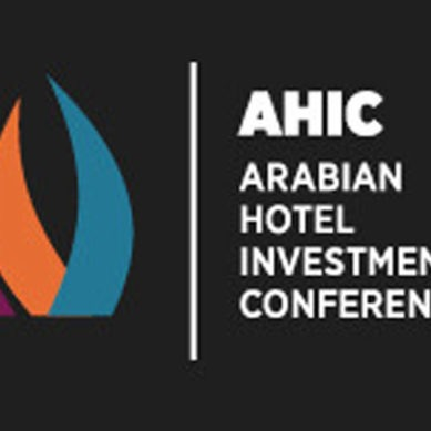 The Arabian Hotel Investment Conference (AHIC) 2019