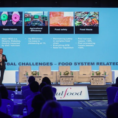 Gulfood, plant-based protein is food's future