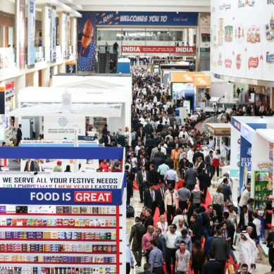 Gulfood, world's largest annual F&B trade show coming