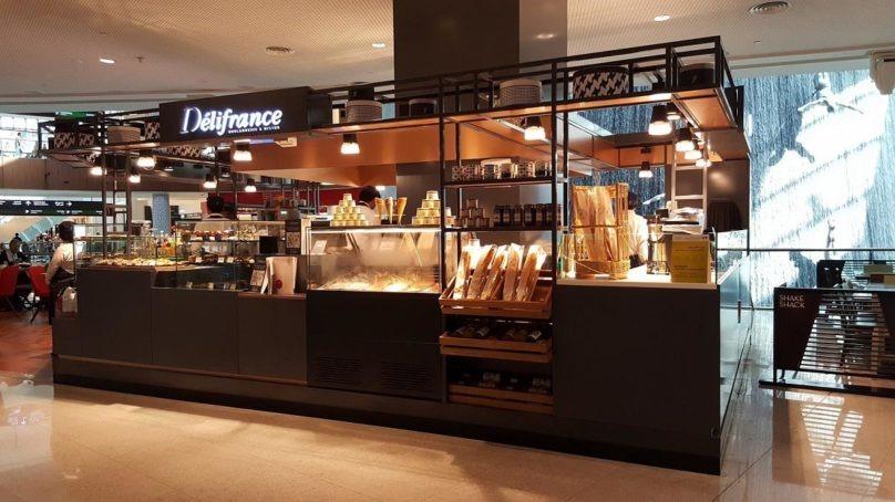 Delifrance wins 'Janus du Commerce' award 2018 for bakery-restaurant concept