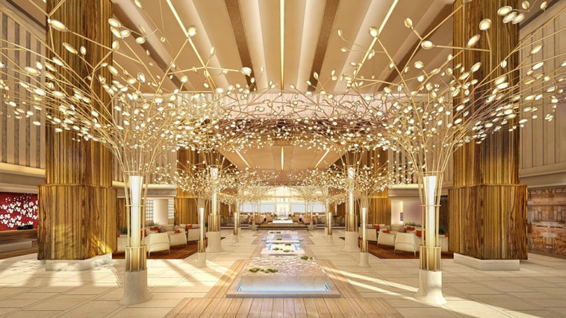 Mandarin Oriental debuts in the Middle East with property in Dubai
