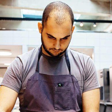 16 under 30: Tarek Alameddine