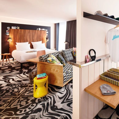 The rise of boutique hotels
