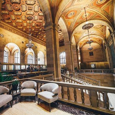 Redefining luxury hotels