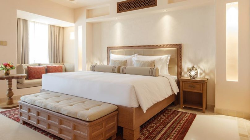 Abu Dhabi's Jumeirah Al Wathba Desert Resort & Spa is now open