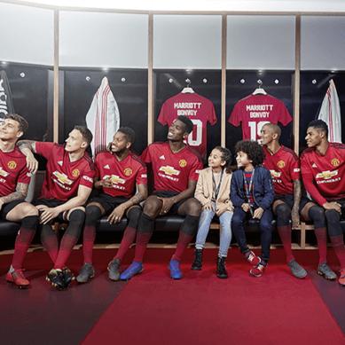 Manchester United and Marriott International announce global marketing partnership