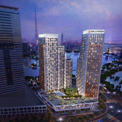 Millennium Hotels & Resorts MEA open Millennium Atria Business Bay