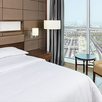 Four Points by Sheraton Sharjah is now open