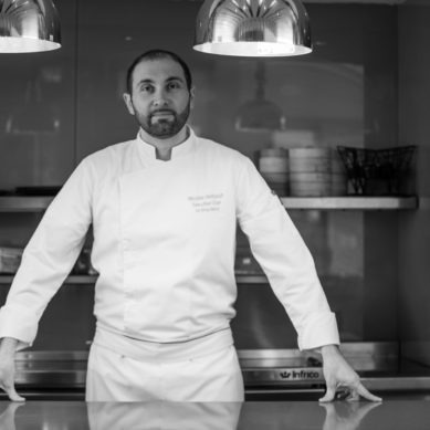 Le Gray Beirut appoints executive chef Nicolas Herbault