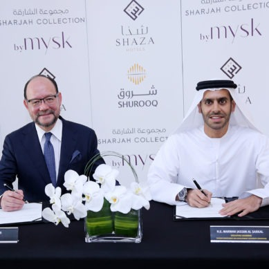 Shurooq partners with Shaza Hotels  for management of Sharjah retreats