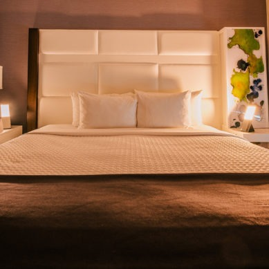 IHG® Hotels study reveals surprising guest sleep habits