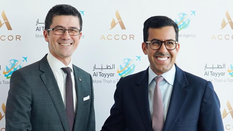 Accor partners with Saudi Arabia's Al Tayyar Travel Group