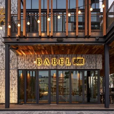Babel awarded Time Out magazine's 'Best Lebanese Restaurant'