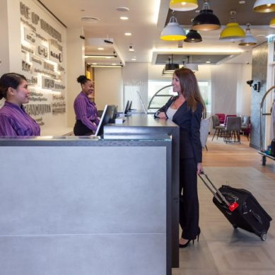 Premier Inn's seventh hotel in the UAE was officially inaugurated