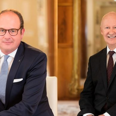 Two Kempinski leaders step down from their positions
