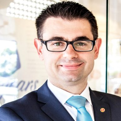 New GM for Swiss-Belinn Muscat