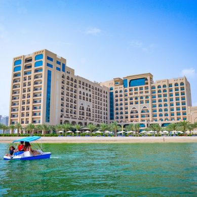 BlueBay Hotels opens a five-star great luxury hotel in Fujairah
