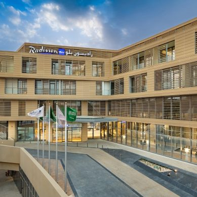 Radisson Blu opens in Riyadh's Diplomatic Quarter