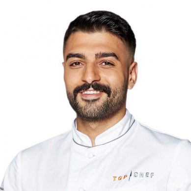 Meet Top Chef Ali Ghzawi