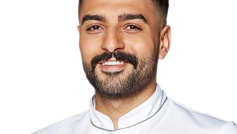 Meet Top Chef Ali Ghzawi
