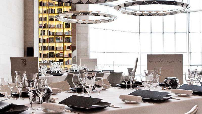 Cuisine and calligraphy at IDAM – Ducasse Paris