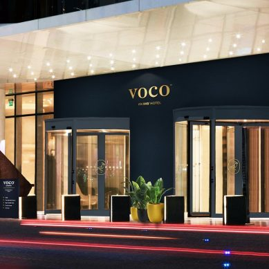 IHG's voco debuts in Dubai