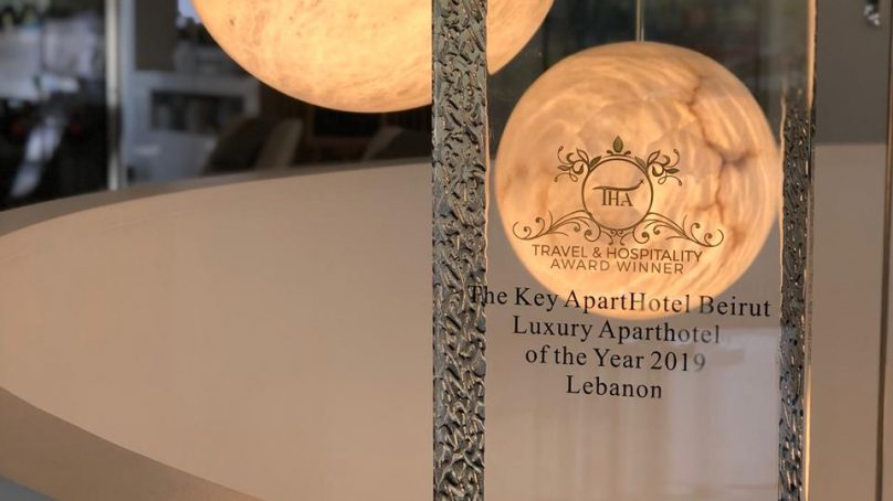 Key ApartHotel Beirut wins big