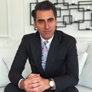 Khalid Bseiso is the new Hotel Manager of The St. Regis Hotel Amman