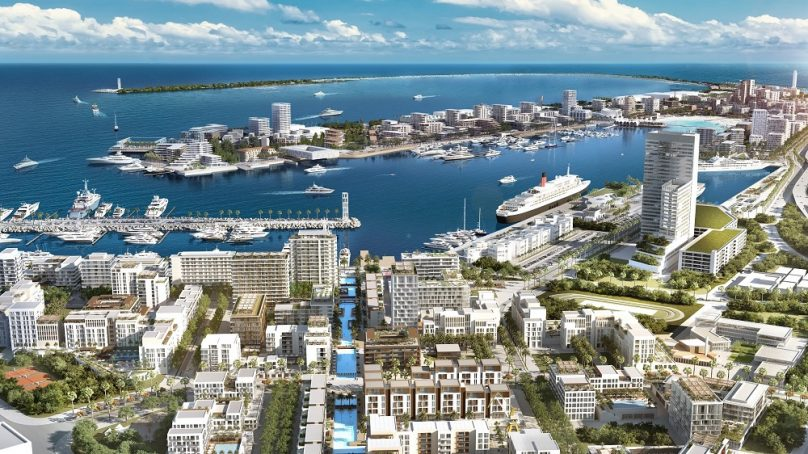 Emaar launching USD 7 billion riviera-style destination in Dubai