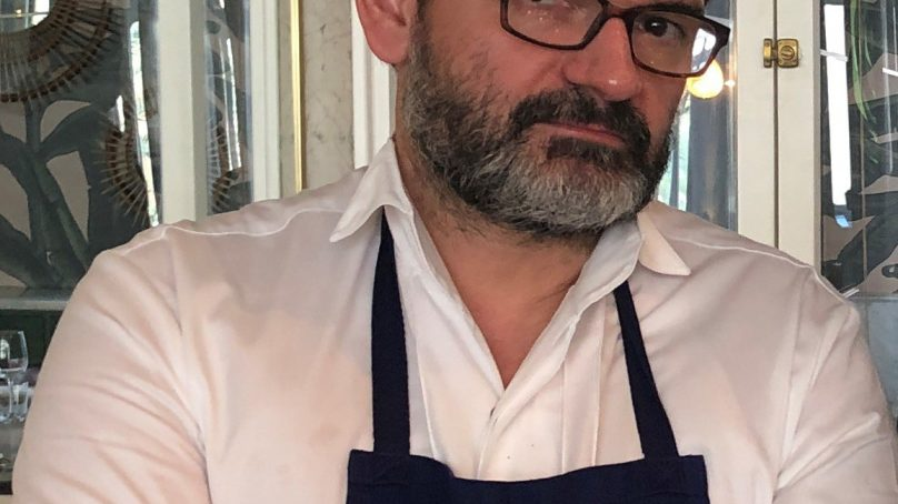 Exclusive: Meet Chef Stéphane Jego