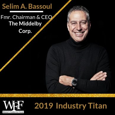Lebanon's Selim A. Bassoul recognized as one of WFF's industry titans