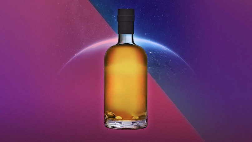 Meet the world's first AI created whisky
