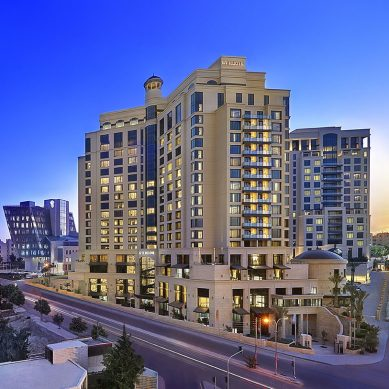 The St. Regis has opened its doors in Amman