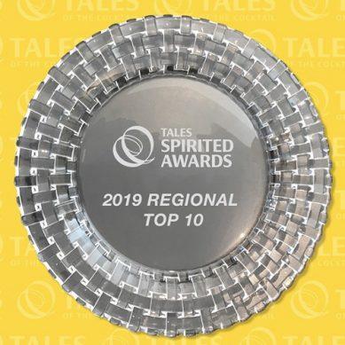 Spirited Awards' Regional Honorees