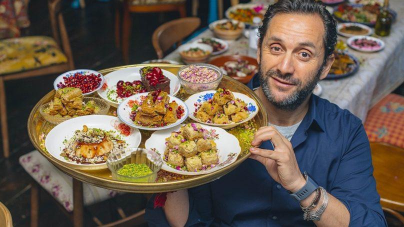 Tony Kitous' new catering company