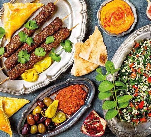 Feasts from the East: Understanding Levantine cuisine