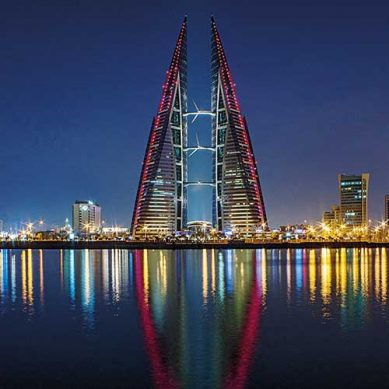 Manama hotels strike 'black gold'