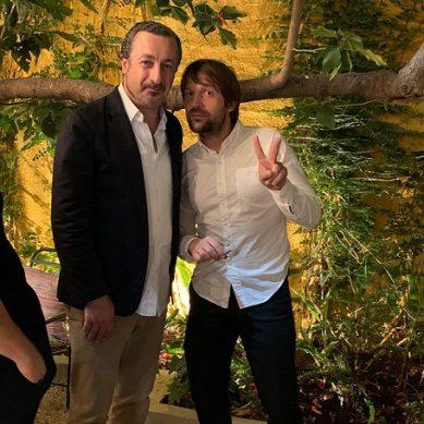 Video: Noma's Rene Redzepi visits Beirut