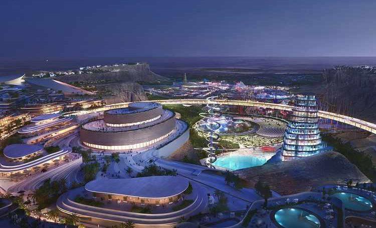 Master plan unveiled for the Qiddiya giga project in Riyadh