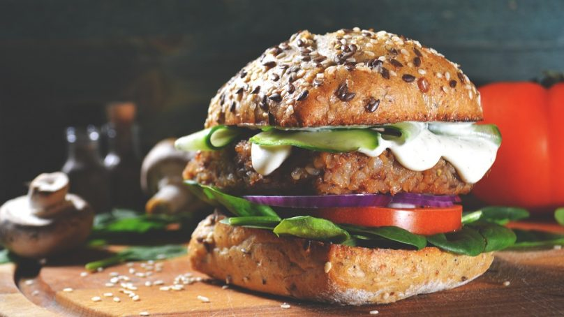 Pea-based burger patties to become trendier in the coming years