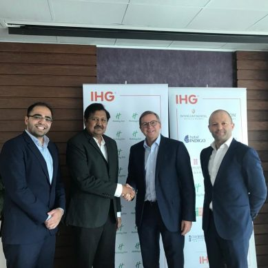 IHG strengthens mid-scale portfolio with signing of Holiday Inn Dubai Deira Islands