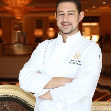 Emirates Palace welcomes Johannes Tafel
