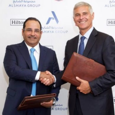 Hilton and Alshaya Group partner on master development agreement for 70 Hampton by Hilton Hotels