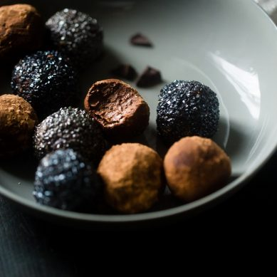 20 percent growth in the global truffle market until 2023